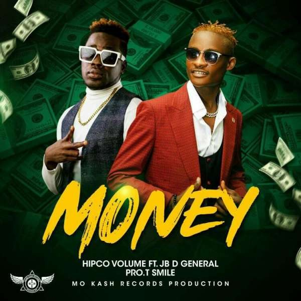 Volume ft. JB D General - Money