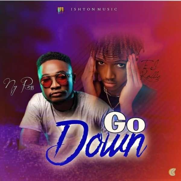 N.G.Ross ft E.J.Kollie - Go down Low
