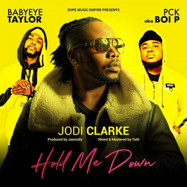 Jodi Clarke - Hold me down